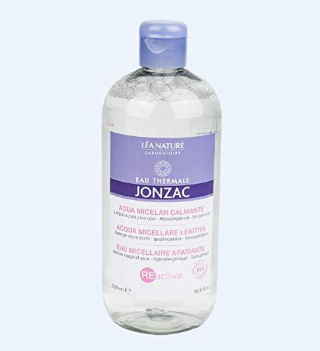 LÉA NATURE Jonzac Reactive agua micelar calmante 500 ml