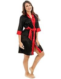 78a617179f BOYANN Matrimonio Vestaglie e Kimono Pigiami e Camicie da Notte Donna  Accappatoi
