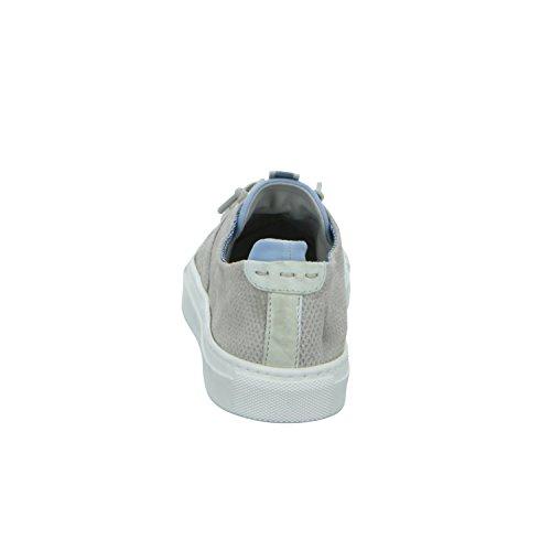 BOXX WS-138R05 Damen Schnürhalbschuh Beige (Grau)