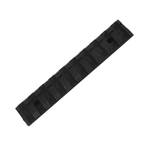 Wor Ker - Kit de montaje de riel superior para pistola de juguete Nerf de 5 cm/10 cm/15 cm/19 cm