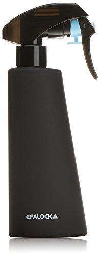 Efalock Crystal Vaporisateur Noir/noir 275 ml