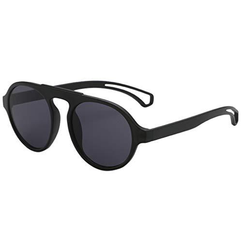 SuperSU Unisex Punk Persönlichkeit Sonnenbrillen Brillen spiegel Tragbar Design Sonnenbrille Damen Sportsonnenbrille Brillenfassung Street Sonnenbrillen Einkaufen Laufen Reiten