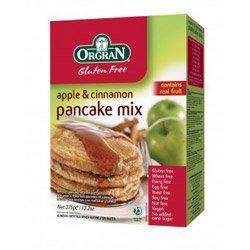 Orgran, Gluten Free Pancake Mix, Apple & Cinnamon, 13.2 oz (375 g) Test