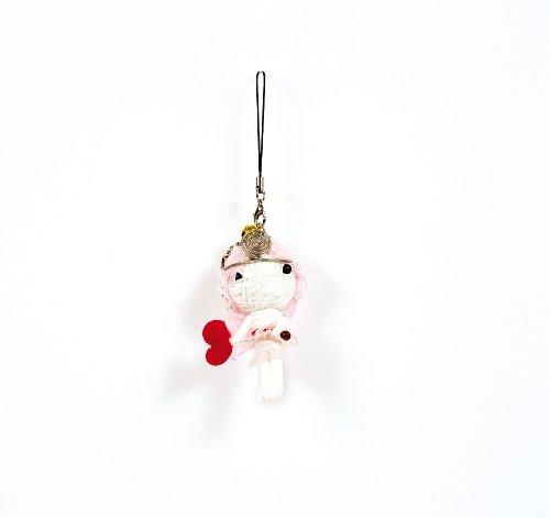 Voodoo/Gag/Gimmick/Hingucker: Handy-/Schlüsselanhänger Vodoodoo-Puppe VENUS - Verführung