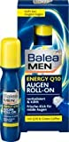 Balea MEN Augencreme energy Q10 Augen Roll On, 1 x 15 ml