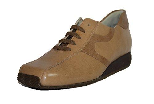 Semler , Chaussures de ville à lacets pour femme Marron - Braun (Camel-Caramel)