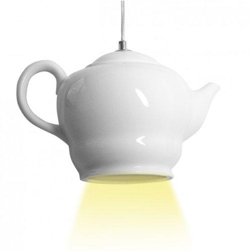 Die Kaffeekanne Als Lustige Kuchen Hangelampe Pfiffig Wohnen