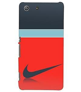 PRINTSHOPPII NIKE FAN LOGO Back Case Cover for Sony Xperia M5 Dual E5633 E5643 E5663:: Sony Xperia M5 E5603 E5606 E5653