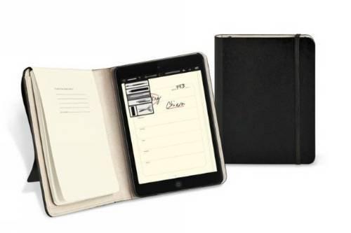 Moleskine Custodia per iPad Mini Nero