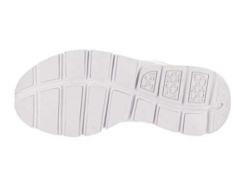 Nike Womens Sock Dart Running Shoes White/Pure Platinum