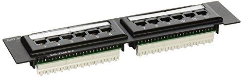 Cat5e 110 Block (C2G/Cables to Go 03865Rückflussdämpfung CAT5e 110-type Kreuzverteiler Patch Block)