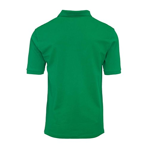 Polo Errea Team Colours vert
