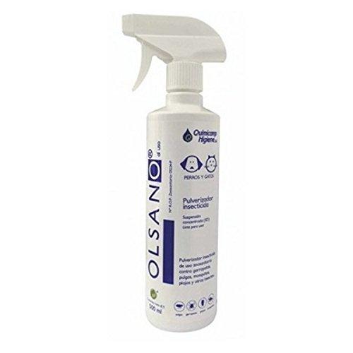 Bionet Olsano Spray Insecticida desinfectante Perros y Gatos