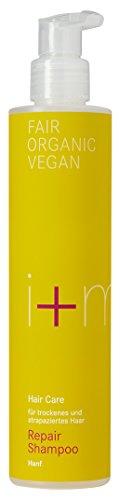 i m Naturkosmetik: Repair Shampoo Hanf (250 ml)