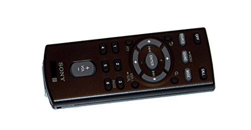 OEM Sony Fernbedienung ursprünglich versandt mit: MEXGS810BH, MEX-GS810BH, MEXM70BT, MEX-M70BT, MEXN4100BT, MEX-N4100BT