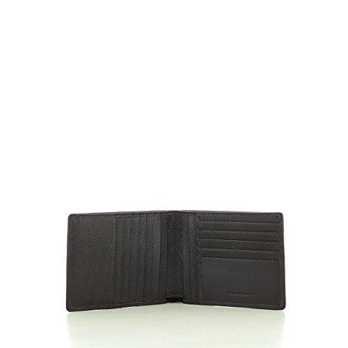 Herren Geldtasche mit Kreditkartenetui MARRONE