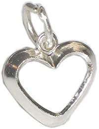 Fork sterling silver charm .925 Gardening charms EC800 Watering Can Flower