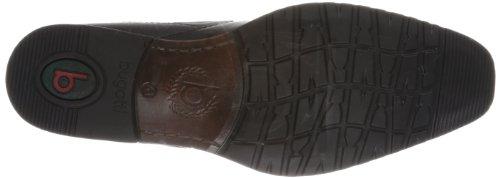 Bugatti - U57081, Scarpe stringate basse oxford Uomo Nero (Schwarz (schwarz 100))