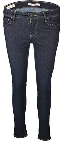 Levis Damen Jeans 710 SUPER Skinny 17780-0038 Celestial Rinse, Hosengröße:28/30