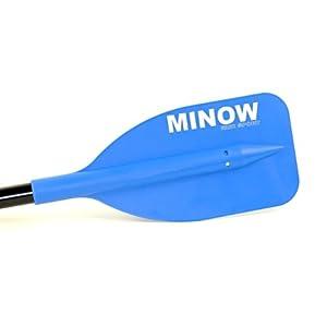 31AGv53Cg%2BL. SS300  - BLUE Sports Minow Childs 106cm Canoe Paddle