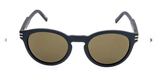 Montblanc Unisex-Erwachsene Mont Blanc Mb642S Sonnenbrille, Mehrfarbig, 51