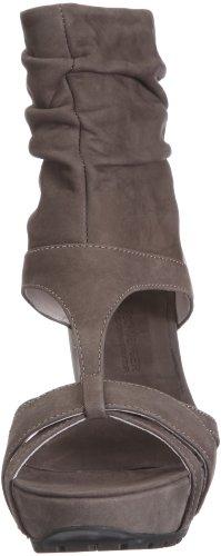 Kennel und Schmenger Schuhmanufaktur Belle 91-64050.187 Damen Sandalen/Fashion-Sandalen Grau/Asfalt
