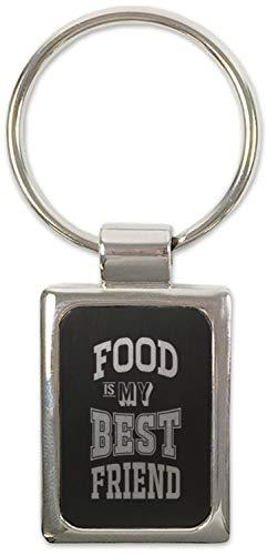 Schlüsselanhänger Küche Essen Freund bedruckt