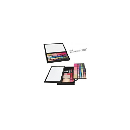 Parisax - Palette Maquillage 49 Couleurs