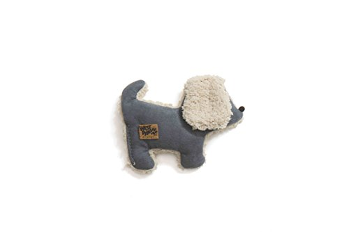 West Paw Dog Toy Big Sky Puppy Color: Storm Blue