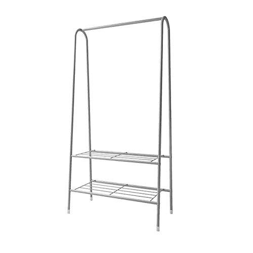 Portemanteau rack triangle cintre chambre à coucher multi-usages portemanteau porte-manteaux ménagers rack sèche-linge,White