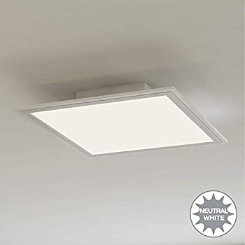 230V LED Panel 30x30 - 16W - dimmbar - neutralweiß - inkl