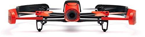 Parrot Bebop PF722000 - Drone Bebop, color rojo