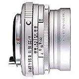 PENTAX smc FA 1,9/43 Kamera Objektiv Silber