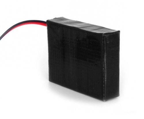 Incutex Hochleistungsakku, Ladegerät, Akku Pack, externes Batteriefach, Powerbank, Power Pack, Externer Akku für GPS Tracker Modell TK5000 (1 Woche Standby, 4.000mAh) ACHTUNG STECKER!!!! (passt nicht für Goldkontakt)
