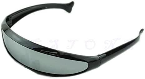 rpotezione UV400,/antivento Occhiali da bicicletta o moto da sole Jagenie protettivi antisabbia W
