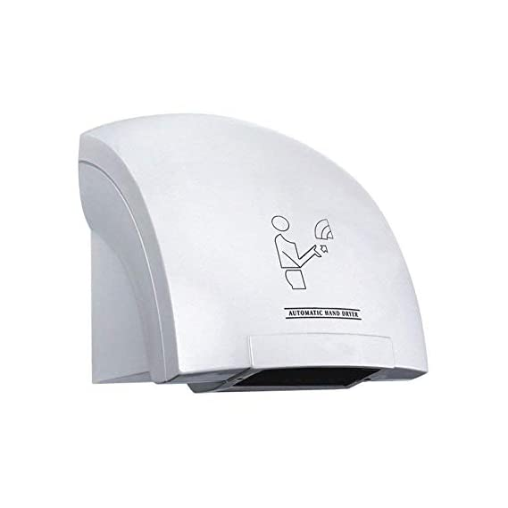 Bath Guru Automatic Sensor Fast Dry Hand Dryer (high Jet Speed)