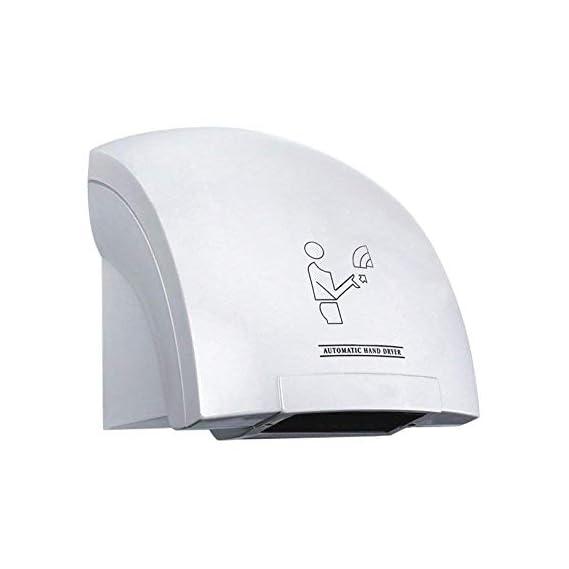Bath Guru Automatic Sensor Fast Dry Hand Dryer (high Jet Speed)
