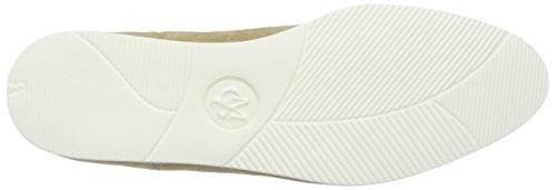 Marc O'Polo  Flat Heel Chelsea, Bottes Chelsea de hauteur moyenne, doublure froide femme Beige - Beige (beige 130)