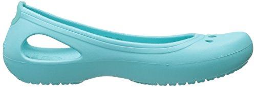 crocs Kadee 11215-22Z-460 Damen Ballerinas Pool/Pool
