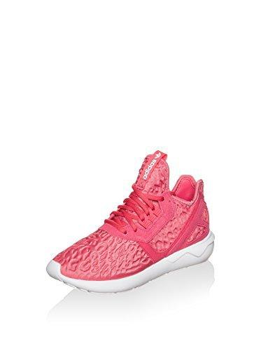 adidas Originals Damen Tubular Runner Sneakers pink / weiß