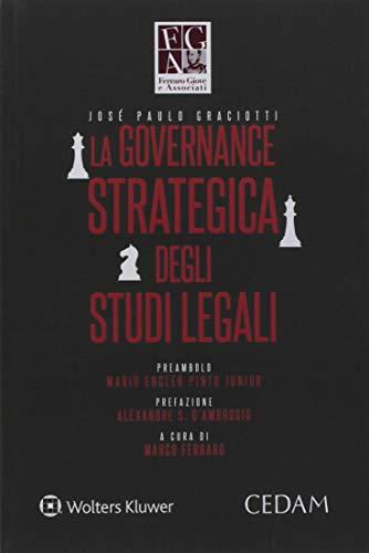 La governance strategica degli studi legali