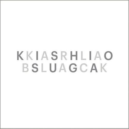 Karla Black & Kishio Suga - A New Order por Kishio Suga