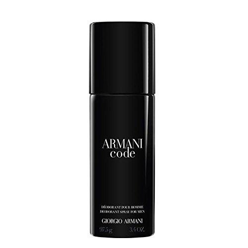 Giorgio Armani Code homme / men, Deodorant, Vaporisateur / Spray 150 ml, 1er Pack (1 x 150 ml)