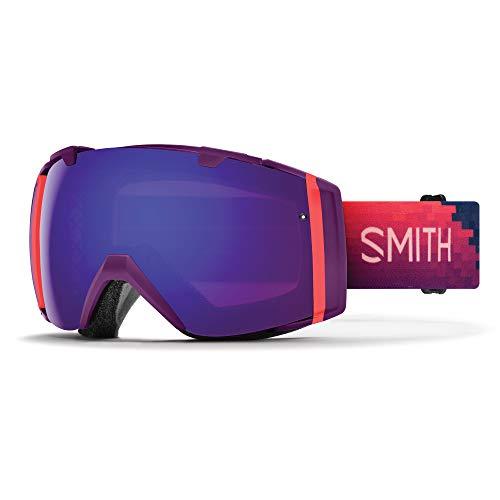 Smith I/O Winter Goggle mit chromapop Objektiv One Size Monarch Reset