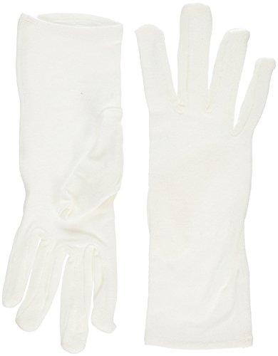 Granberg 110.0155-1 par guantes blancos bambú