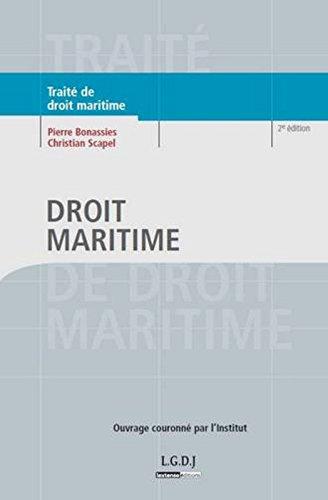 Droit maritime par Pierre Bonassies
