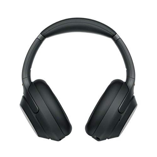 Sony WH-1000XM3 Bluetooth Noise Cancelling Kopfhörer (30h Akkulaufzeit, Touch Sensor, Headphones Connect App, Schnellladefunktion) schwarz - 7