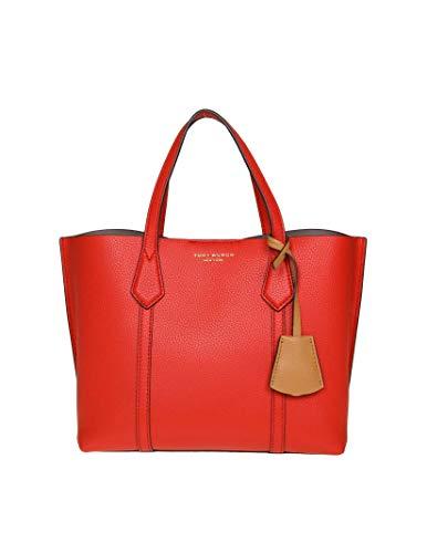 Tory Burch Damen 56249612 Rot Leder Schultertasche