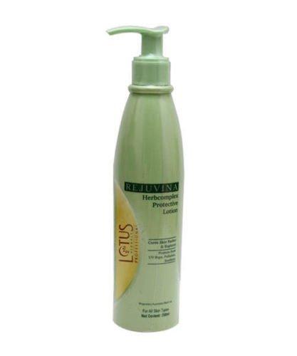 Lotus Herbals Professionals-Rejuvena Herbo Complex Protective Lotion, 250ml