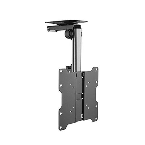 Exing TV Ceiling Mount Bracket, Adjustable Height Full Motion 360 Deg Rotation Boxen für Flat Panel LCD LED OLED Plasma-Fernseher, passt bis zu 17